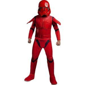 Star Wars Sith Red Trooper Boys Halloween Costume